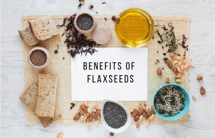 benefits of flaxseeds - helps improve health