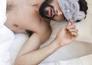 better goodnight sleep tips - shut off the world and sleep in the dark