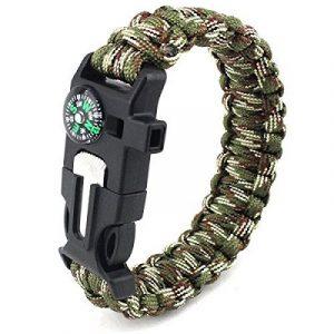 Magnos Somnia Emergency Paracord Bracelets