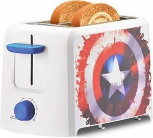 Captain America Toaster