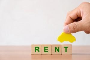 ways to make money fast, rent a car