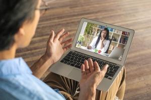 Social Distancing, Video Call Meetings