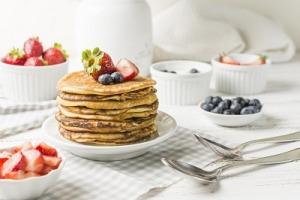 Baking With Kids Ideas, Pancakes