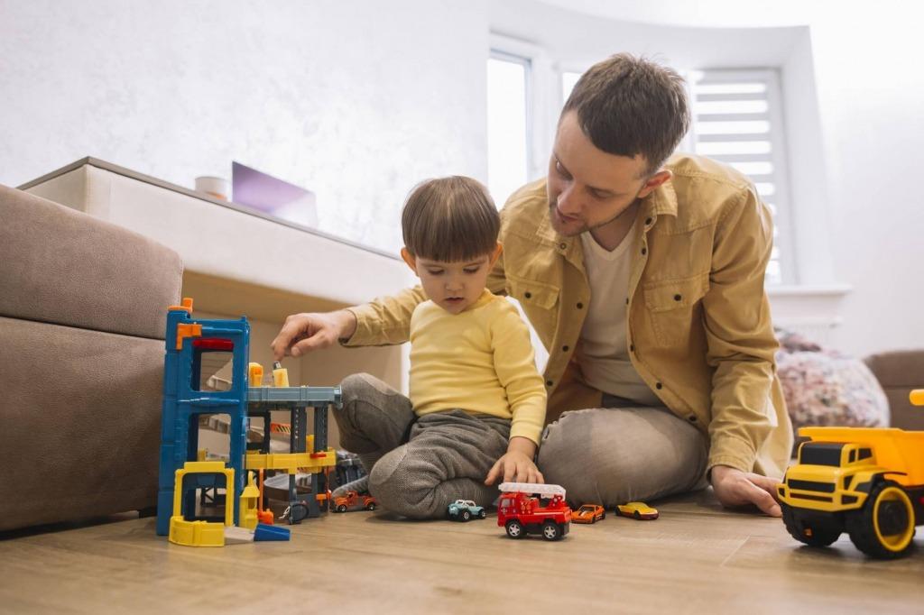 indoor kid activities at home