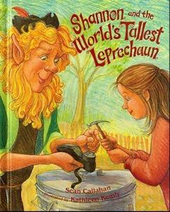 elementary school books for st.patrick's
