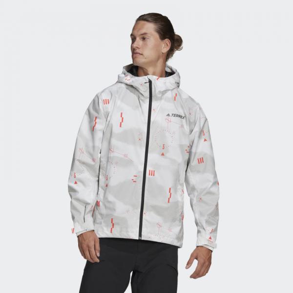Best Rain Gear - Adidas Terrex Rain Jacket