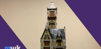 Lego Hounted House Unboxing